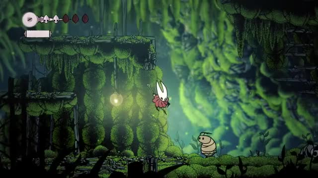 Watch this trending GIF on Gfycat. Discover more 2d, adventure, castlevania, gothic, hollow knight, hornet, metroid, metroidvania, nintendo, nintendo switch GIFs on Gfycat