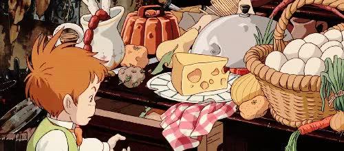 Watch and share Studio Ghibli GIFs and Food GIFs on Gfycat