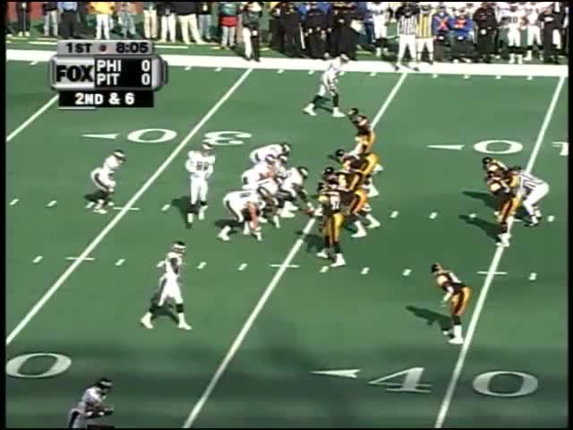 Watch 2000- Eagles @ Steelers GIF on Gfycat. Discover more People & Blogs, Philadelphia Eagles, Sean A, football, phi, pitt GIFs on Gfycat