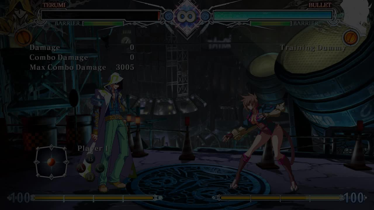 badman, blazblue, BADMAN - (kinda) Useless Loop GIFs