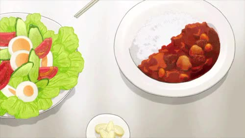 Watch and share Charlotte Anime GIFs and Anime Food GIFs on Gfycat