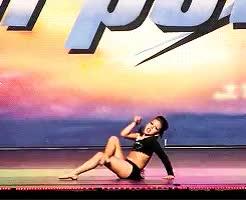 Watch this GIF on Gfycat. Discover more ZGifs, Zdancer, dance, dance gifs, just plain dancin, little dancers, makenzi lauritzen, queue, single ladies, starpower, underratted dancers GIFs on Gfycat