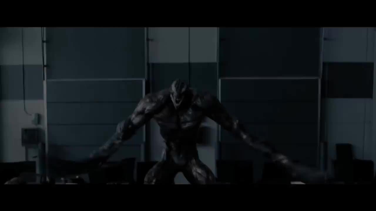 Marvel, Venom, eddie brock, film, marvel, movie, official, riot, spider-man, venom, VENOMmmRiot2 GIFs
