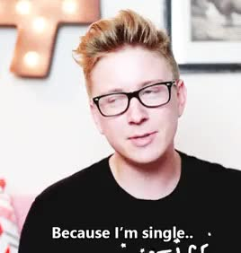 Watch hi, and also, whats up GIF on Gfycat. Discover more gifs, mine, noticed, tyler oakley, tyleroakley, youtuber GIFs on Gfycat