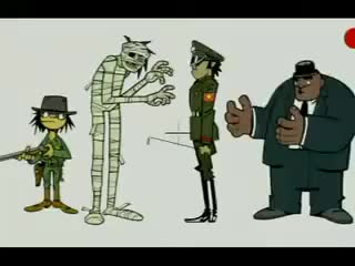 Watch and share Gorillaz GIFs and Gorilla GIFs on Gfycat