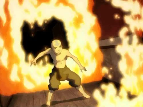 Watch and share Aang GIFs and Atla GIFs on Gfycat