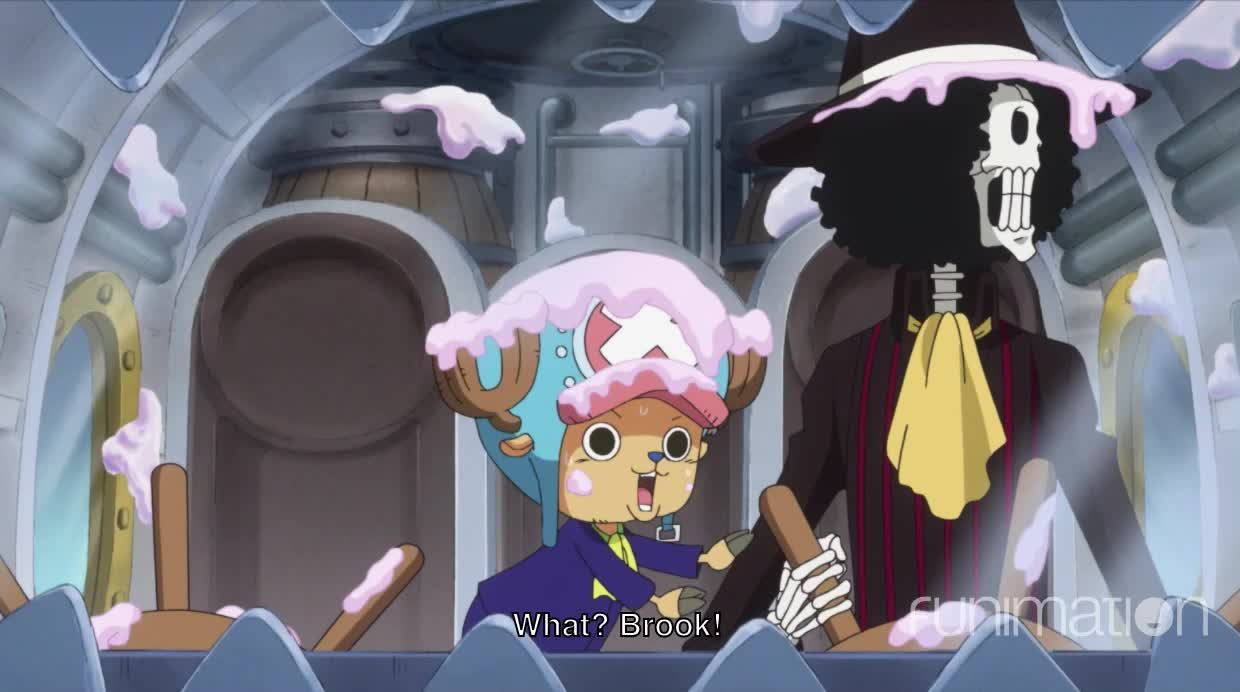 One Piece, One Piece episode 846, OnePiece, anime, ep846, funimation, funny, eyes on the road GIFs