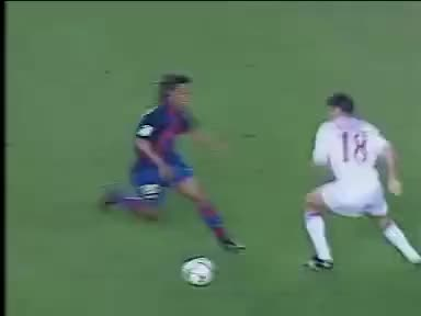 Watch Ronaldinho GIF on Gfycat. Discover more Barcelona, Ronaldinho GIFs on Gfycat