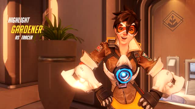 Watch and share Overwatch GIFs and Tracer GIFs by chokoboi12 on Gfycat