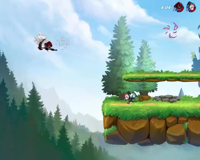 Watch and share Brawlhalla GIFs by Jakerrius on Gfycat