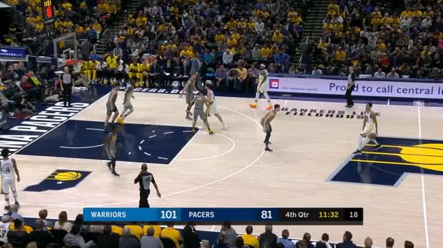 Watch and share Indiana Pacers GIFs and Basketball GIFs by prejuce on Gfycat