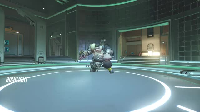 Watch Combo! GIF by sethxity on Gfycat. Discover more Game, Highlights, Overwatch, Roadhog GIFs on Gfycat