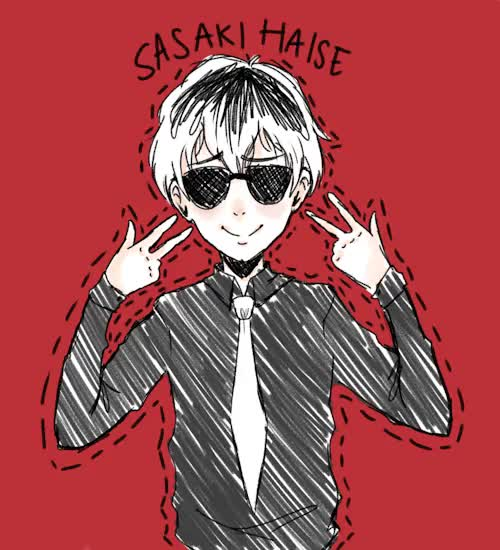 Watch and share Tokyo Ghoul Re GIFs and Haise Sasaki GIFs on Gfycat