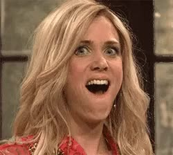 Watch and share Kristen Wiig GIFs and Oh My Gosh GIFs on Gfycat