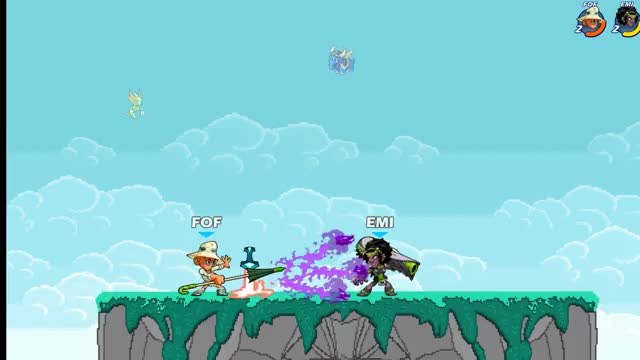 Watch and share Brawlhalla GIFs by fofobh on Gfycat