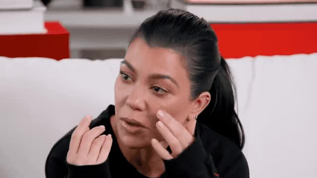 Watch and share Kourtney Kardashian GIFs by Reactions on Gfycat