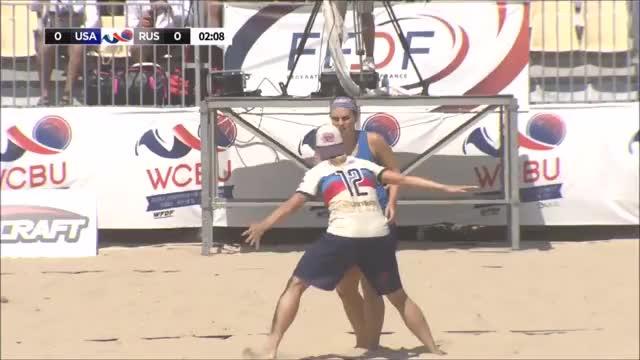 Watch and share USA V Russia WCBU Pt01 GIFs on Gfycat