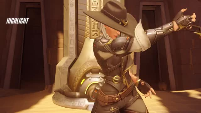 Watch and share Highlight GIFs and Overwatch GIFs by Sarmad Siddiqi on Gfycat