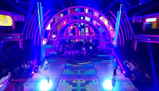 Ed Balls & Katya Jones Salsa to 'Gangnam Style' by Psy - Strictly Come Dancing 2016: Week 8 GIFs