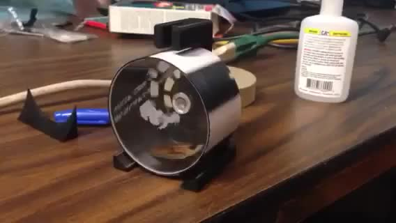 Watch and share Cockroach On Hamster Wheel GIFs on Gfycat