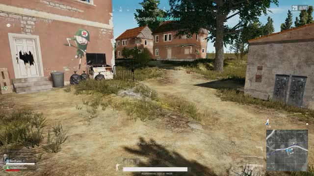 Watch vlc-record-2018-05-05-22h50m27s-PLAYERUNKNOWN GIF by @aguynamedcody on Gfycat. Discover more pubattlegrounds GIFs on Gfycat