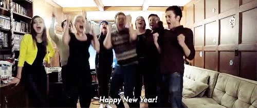 Watch and share Happy New Year GIFs and New Years GIFs by Corey Vidal on Gfycat