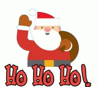 Watch and share Ho Ho Ho GIFs on Gfycat