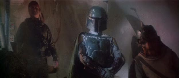 Watch and share Boba Fett YES YEAH GIFs on Gfycat