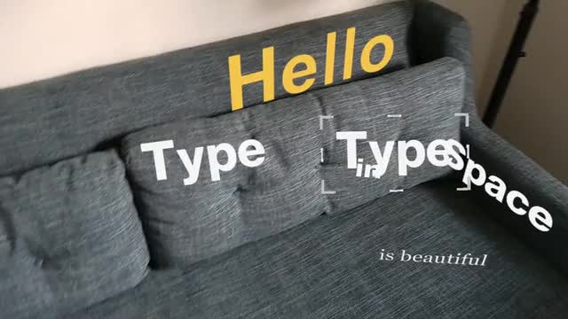 Watch and share TypeInSpace MenuExplorations HandMenuPinPull GIFs by Dong Yoon Park on Gfycat