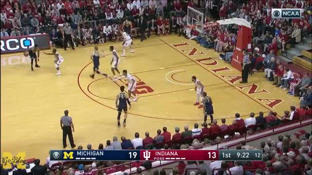 Watch and share Derrick Walton GIFs and Basketball GIFs by MGoBlog on Gfycat