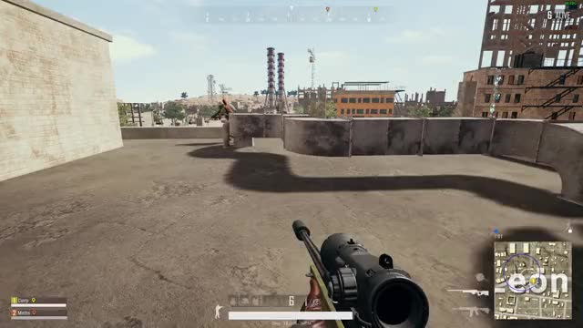 Watch and share Vlc-record-2018-05-17-00h28m27s-PLAYERUNKNOWN GIFs on Gfycat