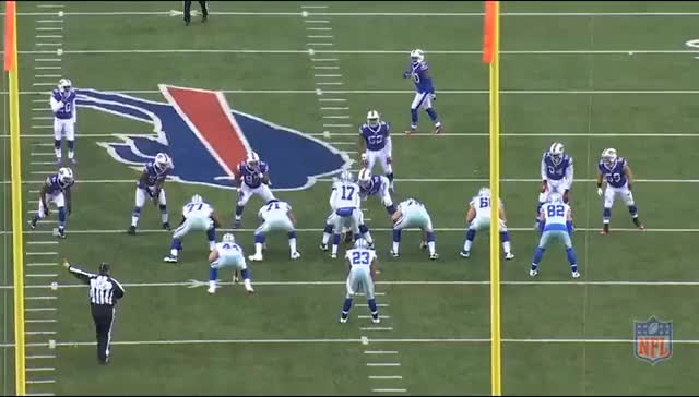 Watch and share Bear Defense Bryant Forces Wide GIFs by Cover 1 on Gfycat