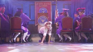 Watch and share Baby One More Time GIFs and Lip Sync Battle GIFs by crembruk on Gfycat