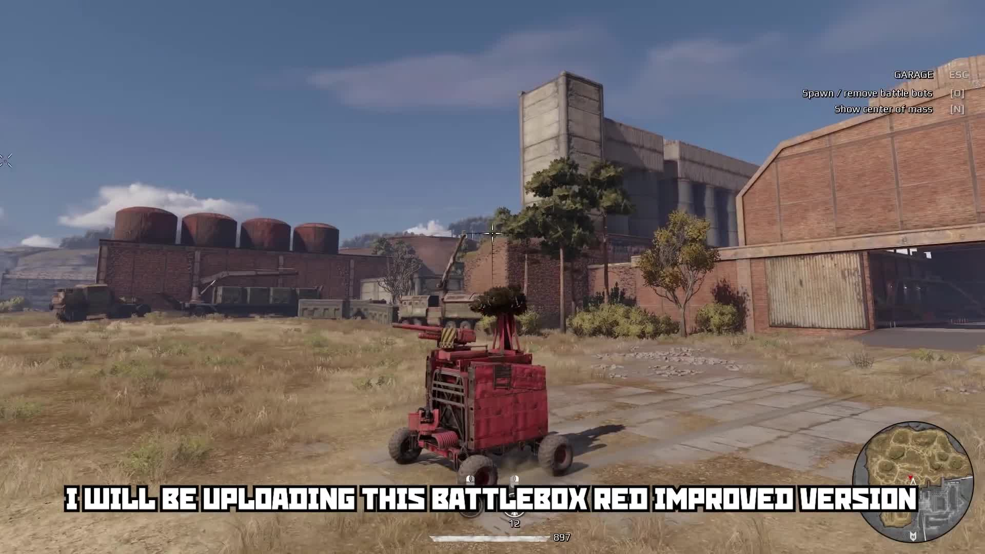 Russian closed captions, crossout, crossout story mode, english open captions, english subtitles, hardcoded subtitles, life of boris, life of boris youtube, russian CC, youtube life of boris, BATTLEBOX RED - Crossout gameplay GIFs