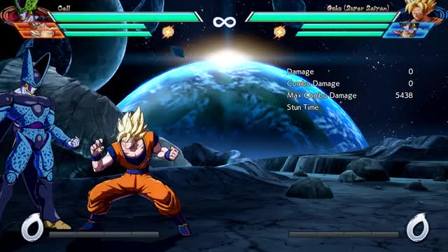 Watch Goku - Corner - 5M into 1-Super (most meter) - 5563 damage GIF by @robro on Gfycat. Discover more related GIFs on Gfycat