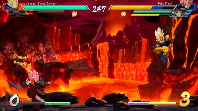 Watch okay dbfz GIF on Gfycat. Discover more related GIFs on Gfycat