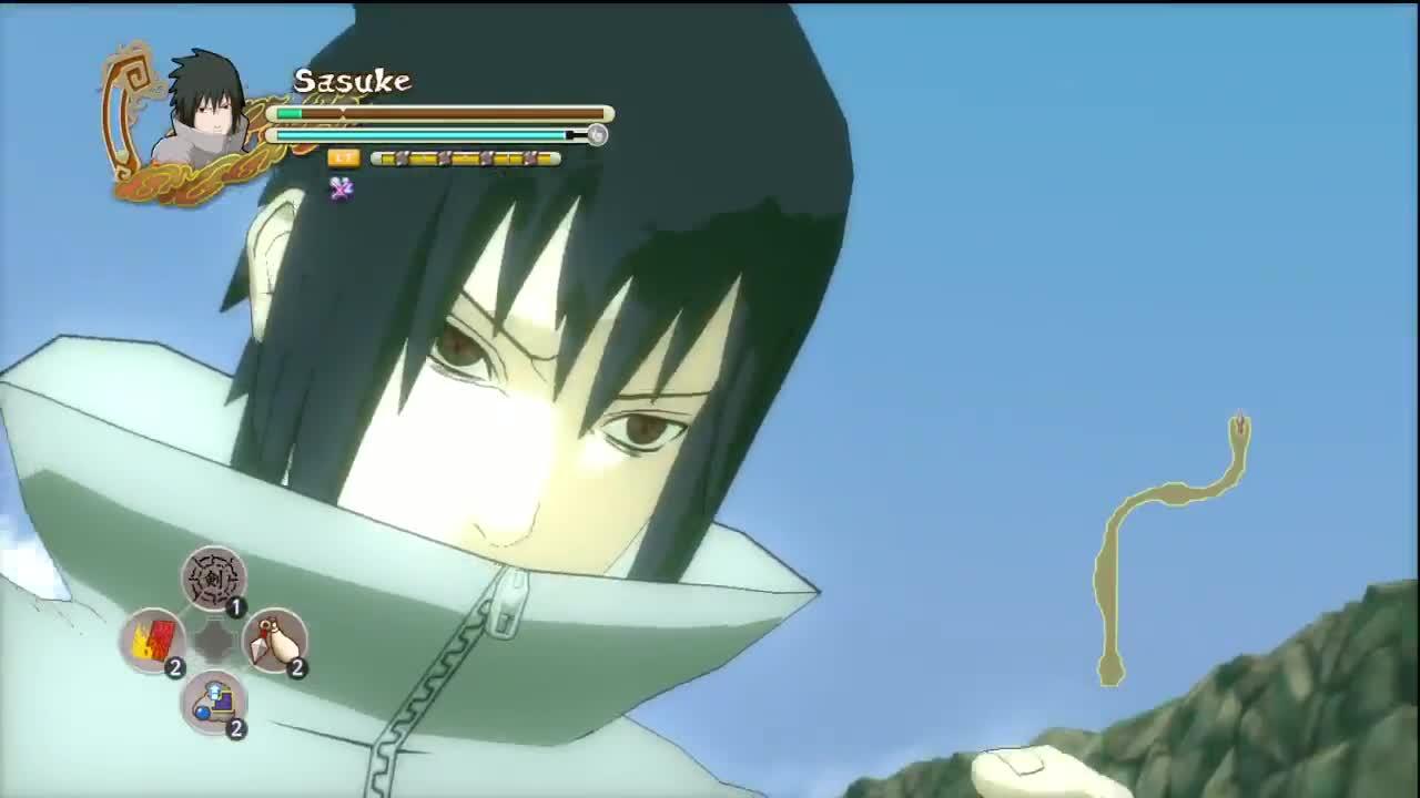 Naruto Shippuden Ultimate Ninja Storm 2 Gifs Search | Search