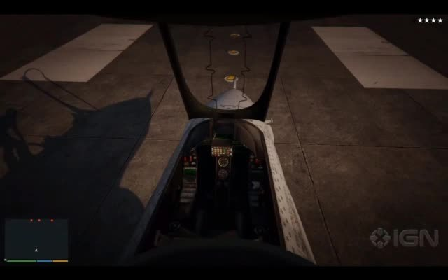 flightsim, The best part about the GTAV new First Person mode  GIFs