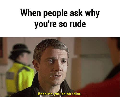 rude, rude GIFs