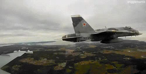 Watch and share Fighter Jet GIFs and Plane GIFs on Gfycat