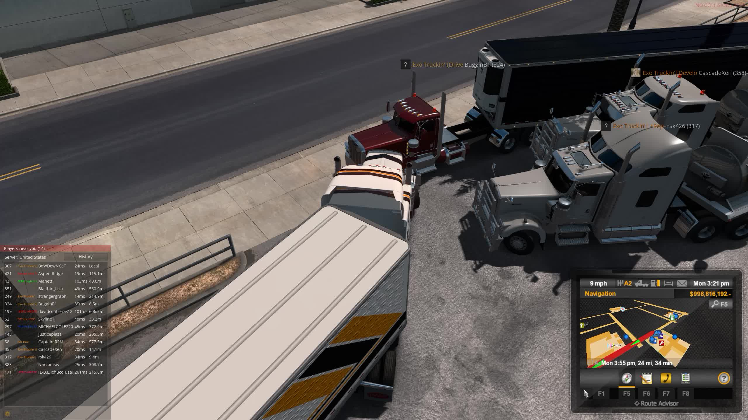 American Truck Simulator Gifs Search | Search & Share on Homdor
