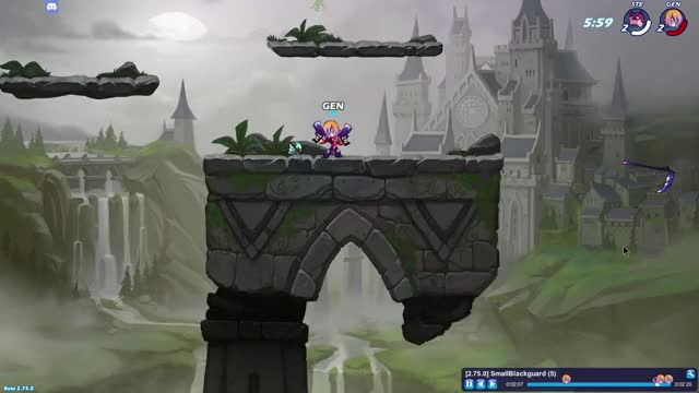 Watch and share Brawlhalla GIFs by stequu on Gfycat
