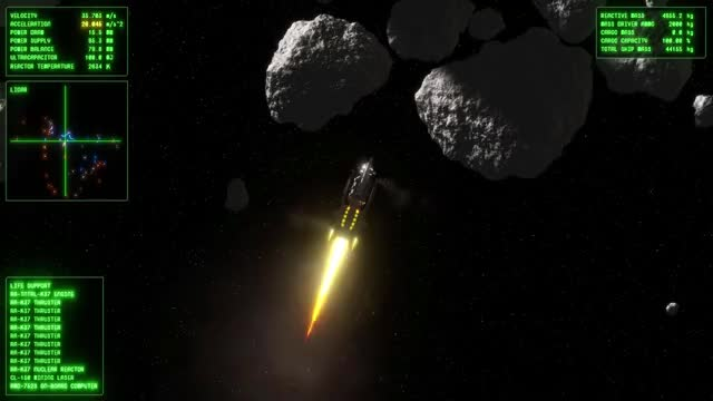 Watch ΔV: Rings of Saturn - TNTRL explosion, take four GIF by Kodera Software (@kodera) on Gfycat. Discover more deltav, game, gamedev, indie, indiedev, indiegame, sci-fi, scifi GIFs on Gfycat