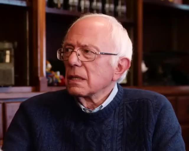 Watch and share Bernie Sanders GIFs and Head Shake GIFs by Henry Gan on Gfycat