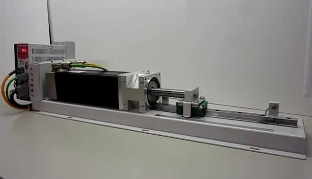Servo Actuator Ballscrew Servo Motor Linear Servo Motor Video