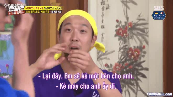 Nhảy theo BTS đến mất chân mày, Yoo Jae Suk quả không hổ danh thực tập sinh nhiều năm của Big 3 ảnh 9