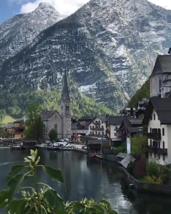 Watch and share Hallstatt, Austria GIFs by tothetenthpower on Gfycat