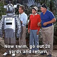 Watch and share The Professor, Gilligan & The Skipper GIFs on Gfycat