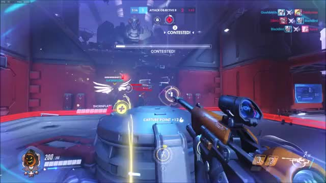 Watch and share Funnygifs GIFs and Overwatch GIFs by Dumbfounded on Gfycat