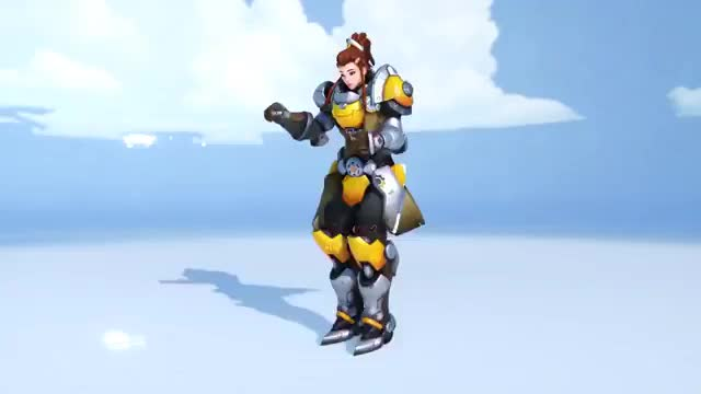 Watch and share Brigitte Dance. GIFs by naeri_ on Gfycat